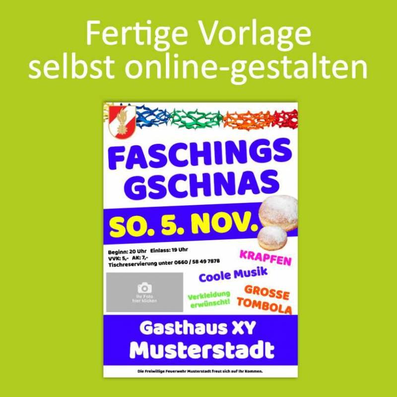 Plakate online gestalten Farbplakate Online designer