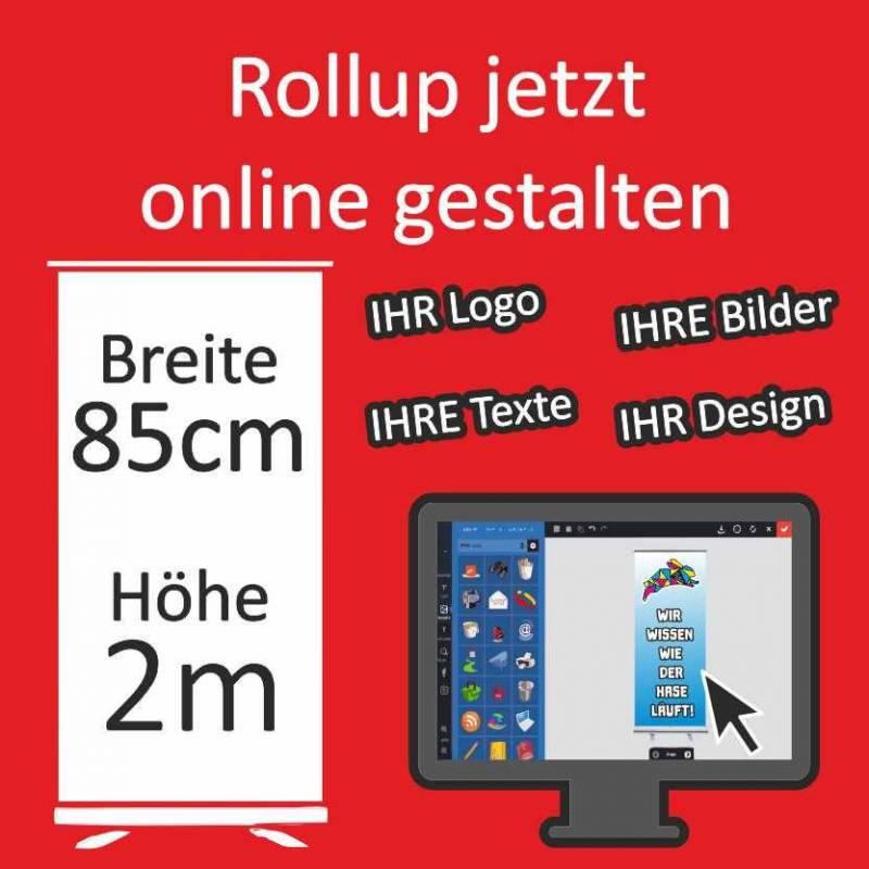 Rollup 0,85x2m