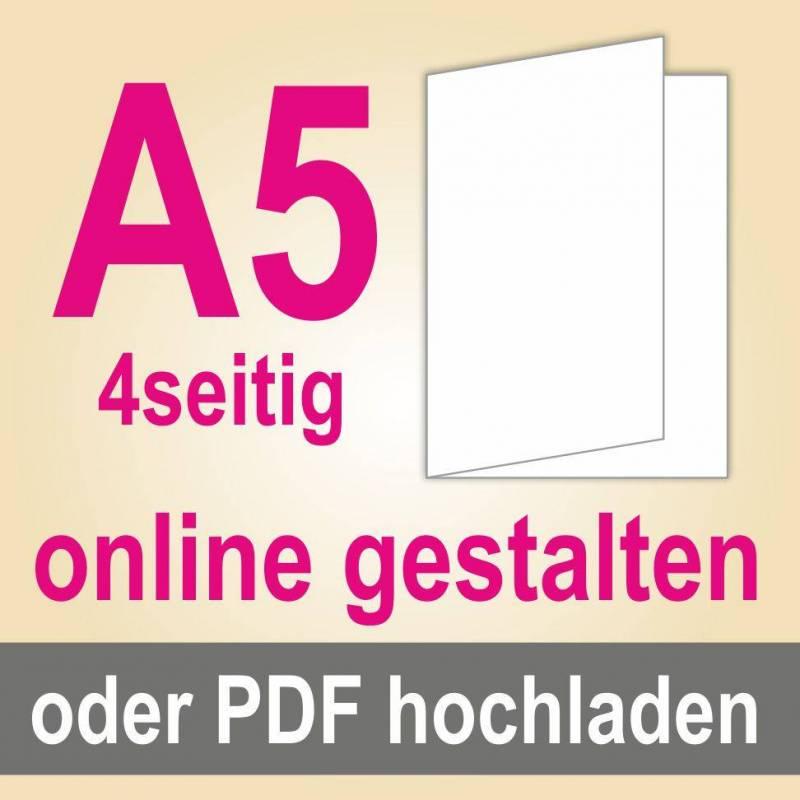 Folder / Falzflyer / Faltblätter din lang (99x210mm)