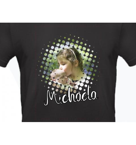 Fotogeschenke Textildruck Kindershirt Geburtstagsgeschenk Fotoaufdruck