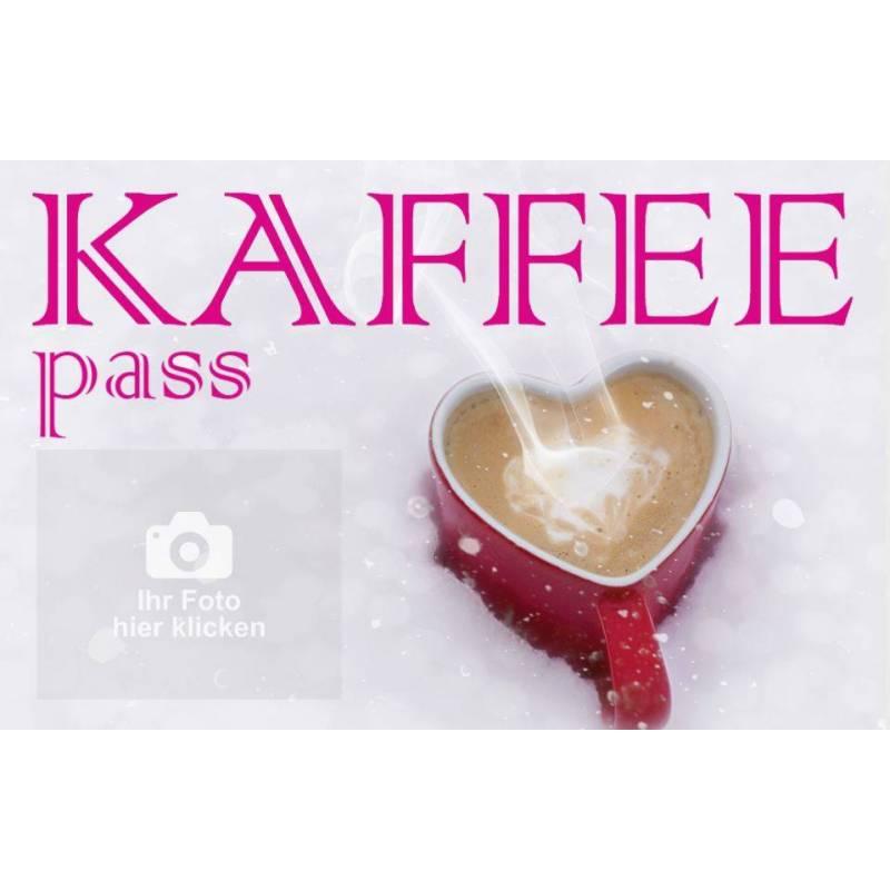 Bonuskarte Bonuspass Sammelpass Bierpass Stempelpass Kaffepass Treuepass