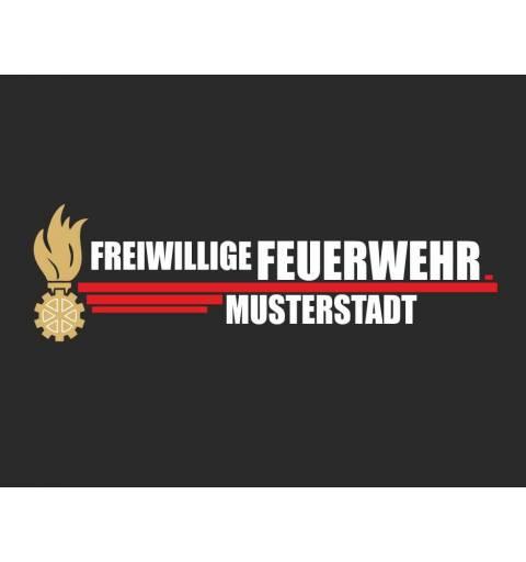 Feuerwehrshirts T-shirt Feuerwehr Tshirt Feuerwehrwappen personalisiert