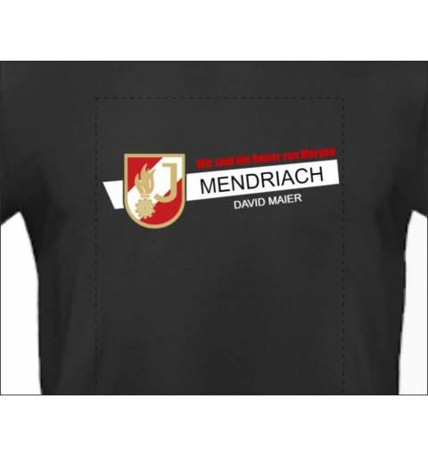 Feuerwehrshirt T-shirt Feuerwehr Jugendfeuerwehrshirt Feuerwehrgeschenke