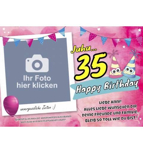Geburtstagsbanner, Lustige Geburtstagsbanner, Banner zum Geburtstag