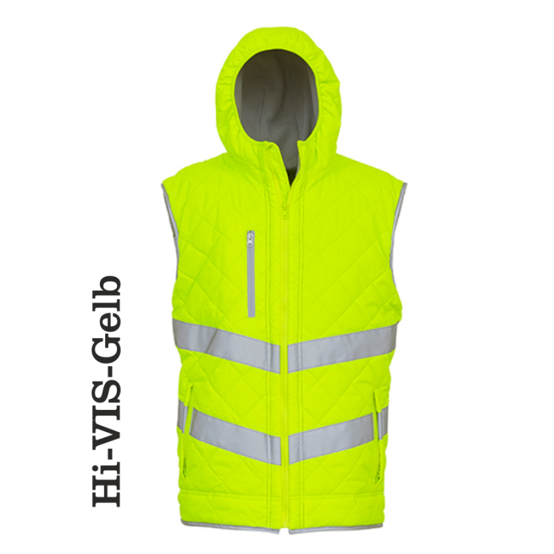 Kensington Hooded Gilet YK007