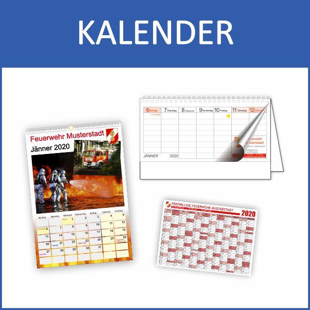 Kalender online bestellen