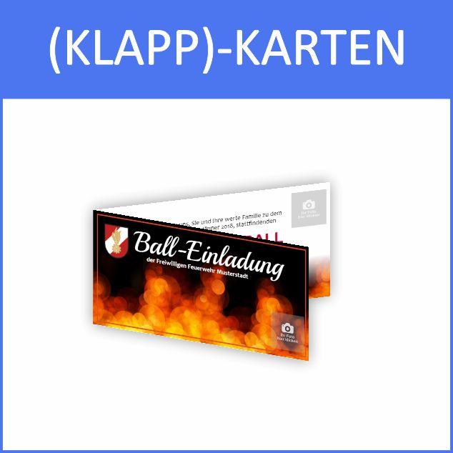 Klappkarten und Karten online bestellen